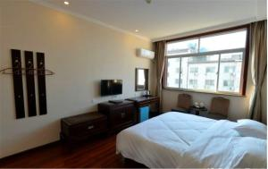 Beidaihe Binhai Blue Sky Business Hotel, Hotels  Qinhuangdao - big - 3