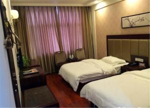 Beidaihe Binhai Blue Sky Business Hotel, Hotels  Qinhuangdao - big - 5