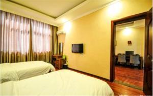 Beidaihe Binhai Blue Sky Business Hotel, Hotel  Qinhuangdao - big - 6