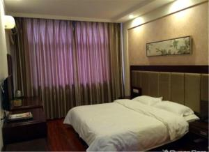 Beidaihe Binhai Blue Sky Business Hotel, Hotels  Qinhuangdao - big - 7