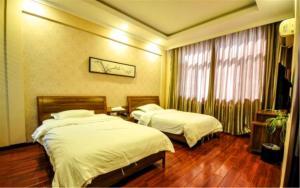 Beidaihe Binhai Blue Sky Business Hotel, Hotel  Qinhuangdao - big - 8