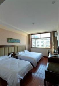 Beidaihe Binhai Blue Sky Business Hotel, Hotels  Qinhuangdao - big - 10