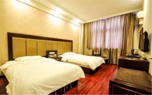 Beidaihe Binhai Blue Sky Business Hotel, Hotels  Qinhuangdao - big - 11