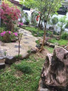 Suzhou Dongshan Xanadu Inn, Alloggi in famiglia  Suzhou - big - 13