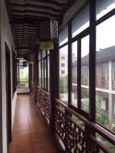 Suzhou Dongshan Xanadu Inn, Alloggi in famiglia  Suzhou - big - 26