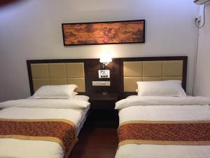 Suzhou Dongshan Xanadu Inn, Alloggi in famiglia  Suzhou - big - 42