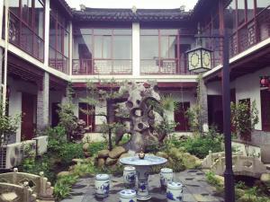 Suzhou Dongshan Xanadu Inn, Alloggi in famiglia  Suzhou - big - 53