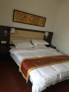 Suzhou Dongshan Xanadu Inn, Alloggi in famiglia  Suzhou - big - 54