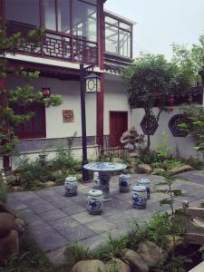 Suzhou Dongshan Xanadu Inn, Alloggi in famiglia  Suzhou - big - 61