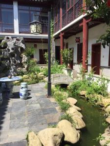 Suzhou Dongshan Xanadu Inn, Alloggi in famiglia  Suzhou - big - 65