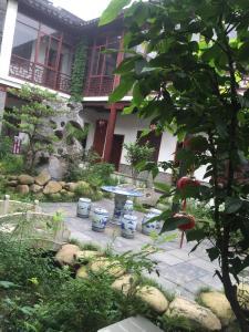 Suzhou Dongshan Xanadu Inn, Alloggi in famiglia  Suzhou - big - 86