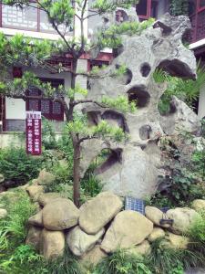 Suzhou Dongshan Xanadu Inn, Alloggi in famiglia  Suzhou - big - 101