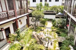 Suzhou Dongshan Xanadu Inn, Alloggi in famiglia  Suzhou - big - 113