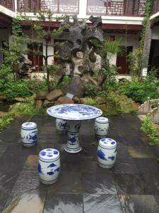 Suzhou Dongshan Xanadu Inn, Alloggi in famiglia  Suzhou - big - 117