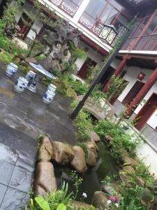 Suzhou Dongshan Xanadu Inn, Alloggi in famiglia  Suzhou - big - 132