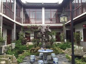 Suzhou Dongshan Xanadu Inn, Alloggi in famiglia  Suzhou - big - 139