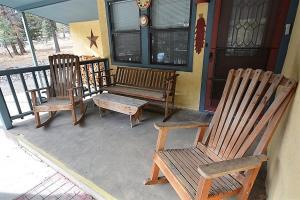 La Grange Cabin - Two Bedroom, Дома для отпуска  Руидозо - big - 4