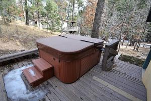 La Grange Cabin - Two Bedroom, Дома для отпуска  Руидозо - big - 2