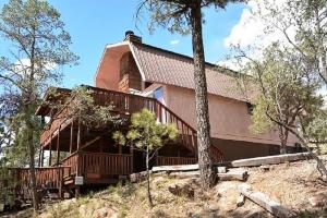 Bear Crossing - Three Bedroom, Dovolenkové domy  Ruidoso - big - 1