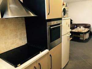 Birbyniu apartament, Apartmanhotelek  Vilnius - big - 8