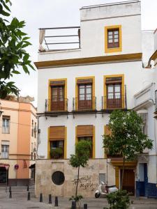Duplex Amor de Dios, Apartments  Seville - big - 3