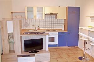Ferienwohnung Am Henkelsee, Apartmanok  Iphofen - big - 4