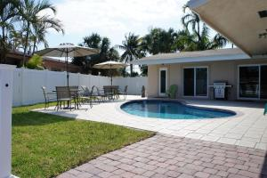 Relaxing Getaway, Holiday homes  Pompano Beach - big - 16