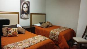 La Casa de las Bugambilias, Penziony  Ciudad Juárez - big - 13