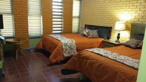 La Casa de las Bugambilias, Penziony  Ciudad Juárez - big - 3