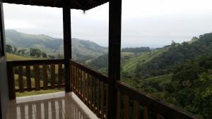 Serra das Aguas, Holiday homes  Gonçalves - big - 7