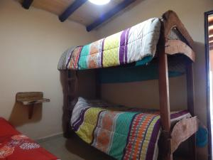 Cabañas Tifany, Chaty  San Rafael - big - 11