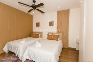 Sunflower Villa by Phuket Marbella, Vily  Bang Tao Beach - big - 1