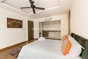 Sunflower Villa by Phuket Marbella, Vily  Bang Tao Beach - big - 13