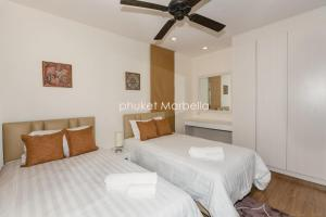 Sunflower Villa by Phuket Marbella, Villas  Bang Tao Beach - big - 7