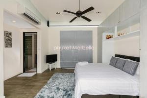 Sunflower Villa by Phuket Marbella, Villas  Bang Tao Beach - big - 3