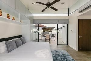 Sunflower Villa by Phuket Marbella, Villas  Bang Tao Beach - big - 12