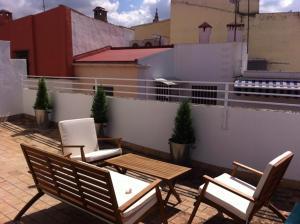 ALMIRANTE BONIFAZ 3, Apartmány  Seville - big - 12