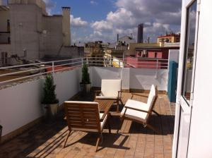 ALMIRANTE BONIFAZ 3, Apartments  Seville - big - 3