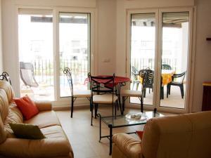 Coming Home - Penthouses La Torre Golf Resort, Apartmanok  Roldán - big - 14
