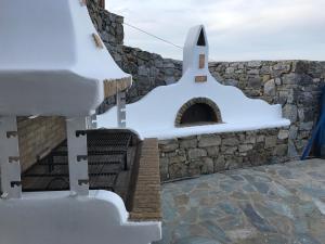 Villa Marianna, Vily  Panormos Mykonos - big - 4