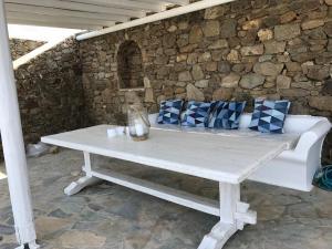 Villa Marianna, Villas  Panormos Mykonos - big - 17