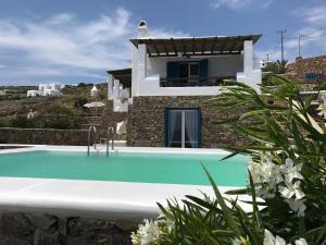 Villa Marianna, Vily  Panormos Mykonos - big - 1