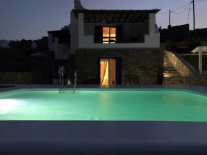 Villa Marianna, Villas  Panormos Mykonos - big - 14