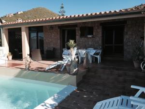 Villa Devis, Villen  Costa Paradiso - big - 27
