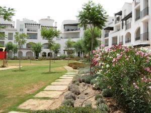 Coming Home - Penthouses La Torre Golf Resort, Apartmanok  Roldán - big - 19