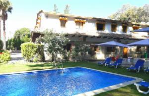 Гаусин - Hotel Hospedera Las Buitreras