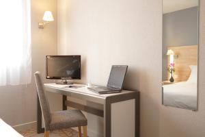 Hôtel des Frênes Euromédecine, Hotels  Montpellier - big - 7