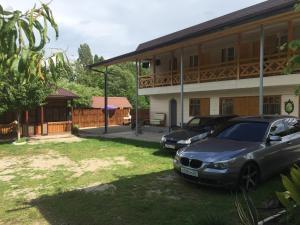 Гостевой дом Чанба - фото 1