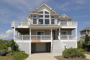 Ha-sea-enda Home, Holiday homes  Corolla - big - 1