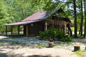 Baza Otdyha Tefiya, Country houses  Gagra - big - 36